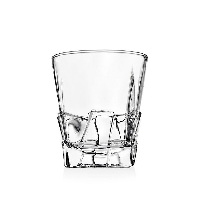Alternate image 1 for Cube Double Old Fashioned Glasses (Set of 6)