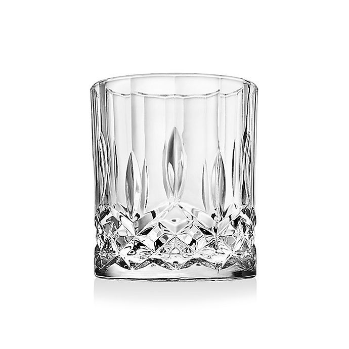 Alternate image 1 for Ingrid Double Old Fashioned Glasses (Set of 6)