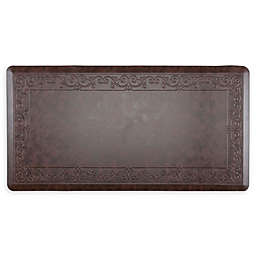 Home Dynamix Embossed Gentle Step Kitchen Mat