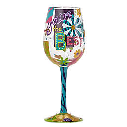 """Lolita """"You're the Best"""" Stemmed Wine Glass"""