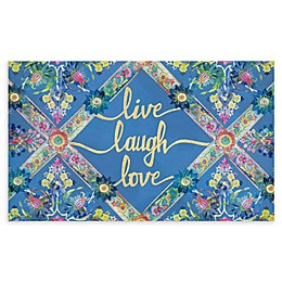 Mohawk Home® Live Laugh Love Entry Mat
