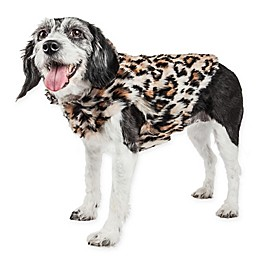Pet Life® Luxe Lab-Pard Dog Coat