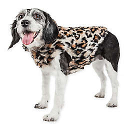 Pet Life® Luxe Lab-Pard Dog Coat