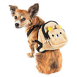 Teddy Tails Small Animated Dog Harness Backpack