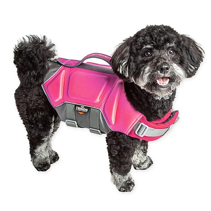 Alternate image 1 for Pet Life® Dog Helios™ Tidal Guard Dog Life Jacket