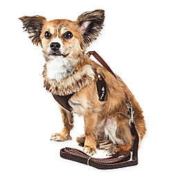Pet Life® LUXE Furracious 2-in-1 Mesh Adjustable Dog Harness