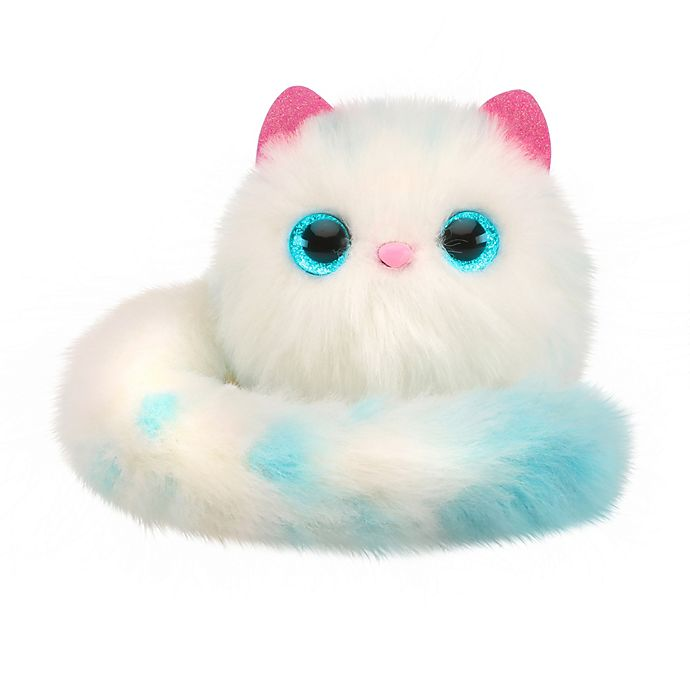 Alternate image 1 for Pomsies Snowball Plush Toy