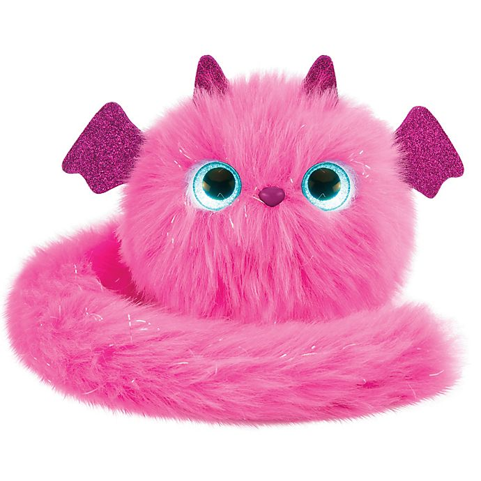 Alternate image 1 for Pomsies Zoey Plush Toy
