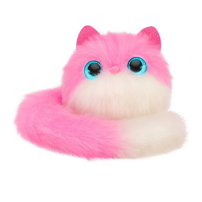 Alternate image 1 for Pomsies Pinky Plush Toy
