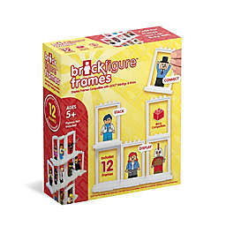 Brick Figure Frames 12-Piece Building Set