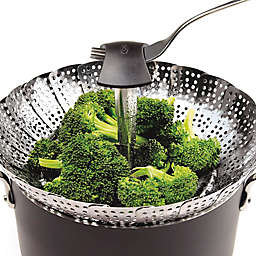 OXO Good Grips® Stainless Steel Steamer with Extendable Handle