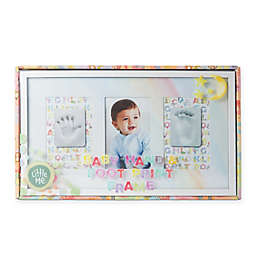 Little Me® Hand and Foot Clay Critter 4-Inch x 6-Inch Picture Frame