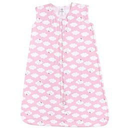 Luvable Friends® Clouds Sleeping Bag in Pink