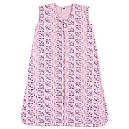 Hudson Baby® Boho Elephant Wearable Sleeping Bag in Pink
