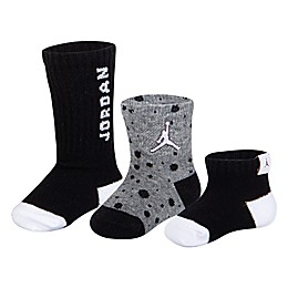 Nike® Jordan® 3-Pack Waterfall Socks