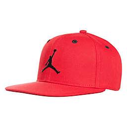 Jordan Jumpman Snap-Back Cap in Red