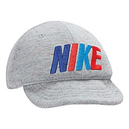 Nike® Baby Soft Cap in Dark Heather Grey