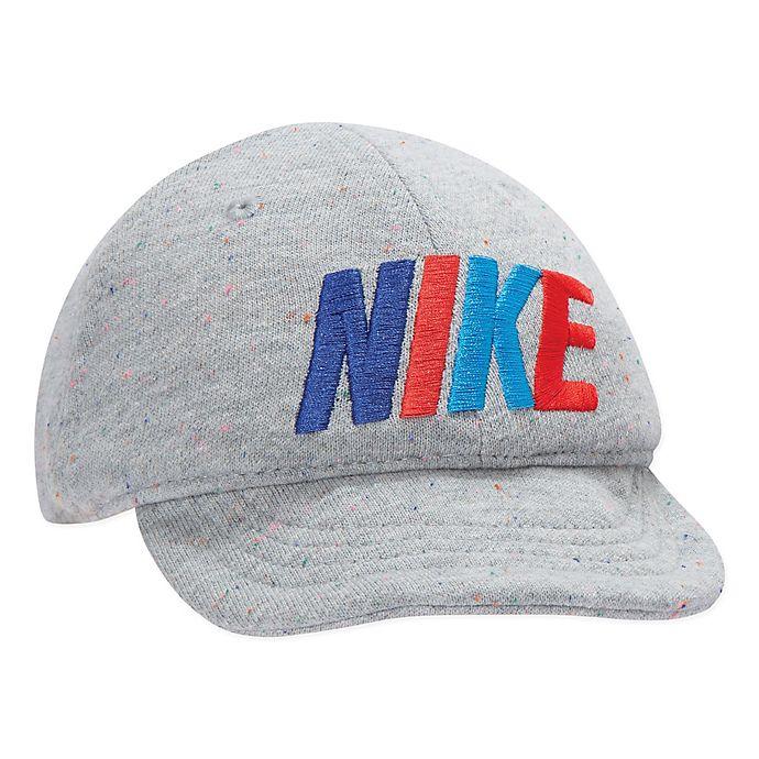 Alternate image 1 for Nike® Baby Soft Cap in Dark Heather Grey