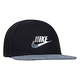Nike® Metal Futura Cap in Black