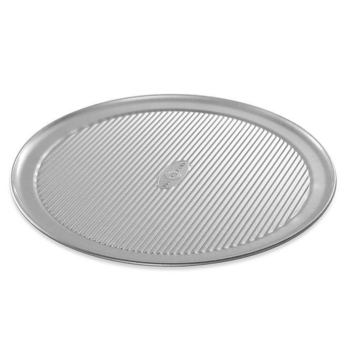 Alternate image 1 for USA Pan Nonstick Aluminized Steel 14-Inch Pizza Pan
