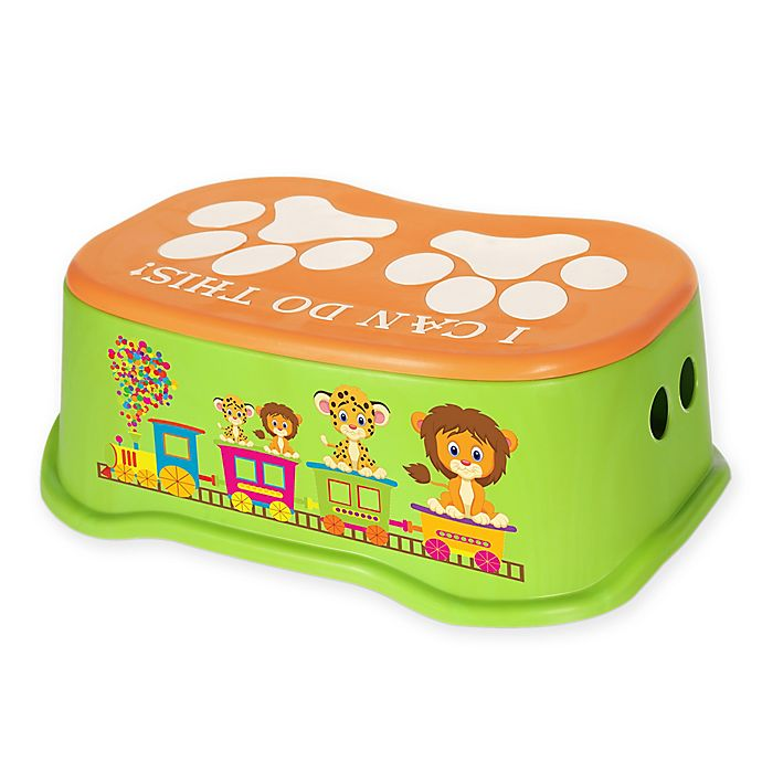 Astonishing Expace Kids Step Stool Bed Bath Beyond Andrewgaddart Wooden Chair Designs For Living Room Andrewgaddartcom