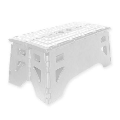 Folding 14 5 Inch Step Stool Bed Bath Amp Beyond