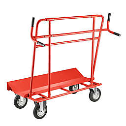 Drywall Hauler Platinum Series Dolly in Red