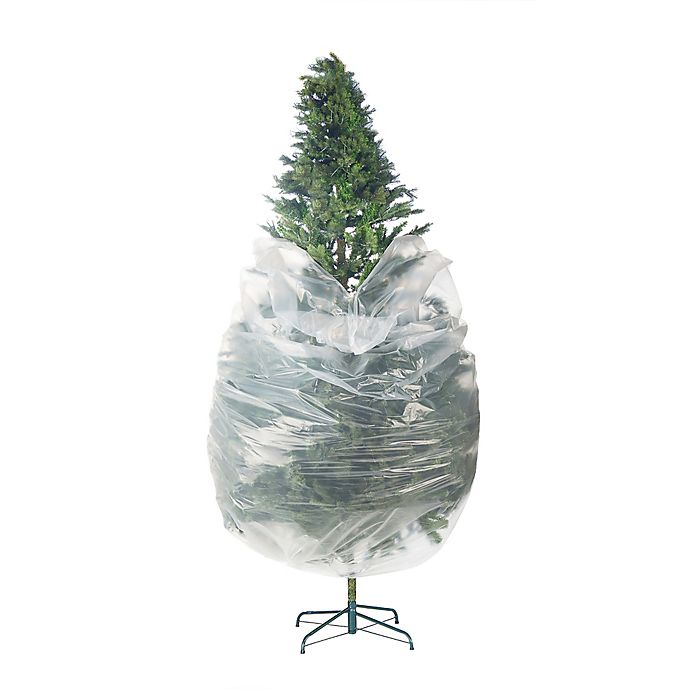 Alternate image 1 for Elf Stor 7.5-Foot Christmas Tree Poly Storage Bag