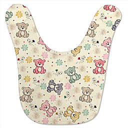 Vapor Microfiber Fleece Bears Bib