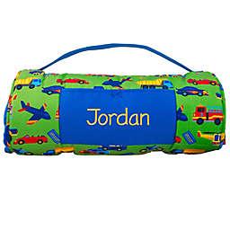 Stephen Joseph® Transportation Nap Mat in Green