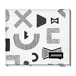 Dono&Dono All Seasons Classic Blanket in Maze Letter
