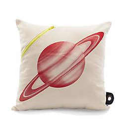 Mimish Scientist Pocket Throw Pillow