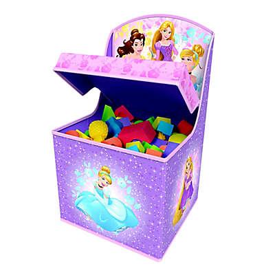 Disney Princess Tidy Town Hidden Storage Chair