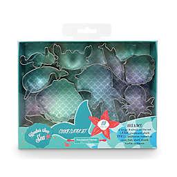 Handstand Kitchen® Under the Sea 10-Piece Cookie Cutter Set