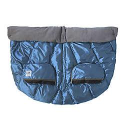 7 A.M.® Enfant DUO Double Stroller Blanket in Metallic Steel Blue