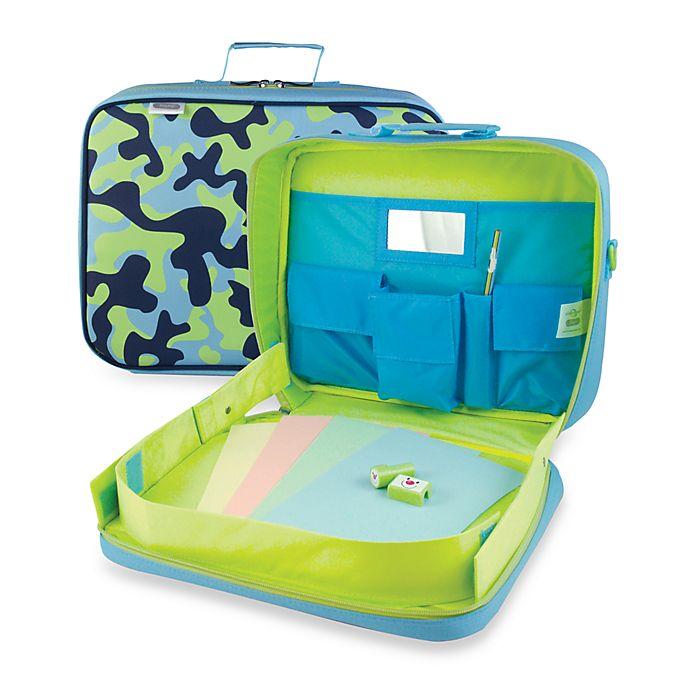 Kids Preferred TrayKit in Blue Camo   Bed Bath   Beyond e5012413ba