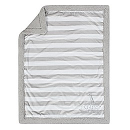 Just Born® Big Dreamer Stroller Blanket in Grey