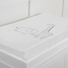 Just Born® Big Dreamer Changing Pad Cover in White