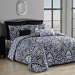 Palma Reversible Comforter Set