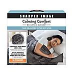 Sharper Image® Calming Comfort 10 lb. Weighted Blanket in Grey
