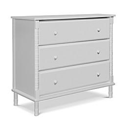 DaVinci Jenny Lind 3-Drawer Changer Dresser in Fog Grey