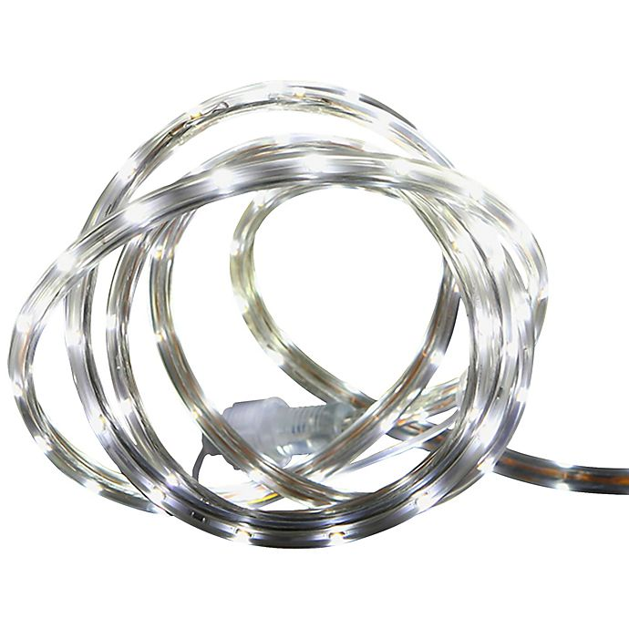 Alternate image 1 for CC Christmas Décor 30-Foot LED Christmas Linear Tape Lighting in Pure White