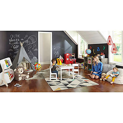 Pop of Color Toddler Playroom Collection