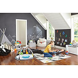 Splash of Color Infant Playroom