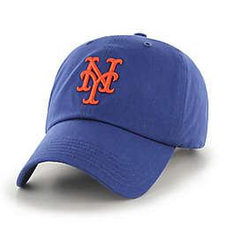 MLB New York Mets Fan Favorite Clean Up Cap