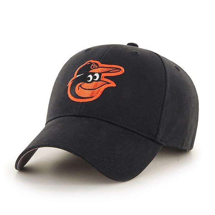 Alternate image 1 for MLB Baltimore Orioles Basic Youth Adjustable Cap