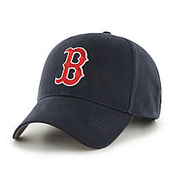 MLB Boston Red Sox Basic Youth Adjustable Cap