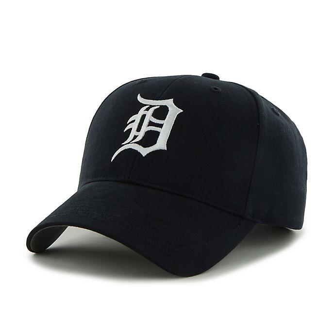 Alternate image 1 for MLB Detroit Tigers Basic Youth Adjustable Cap
