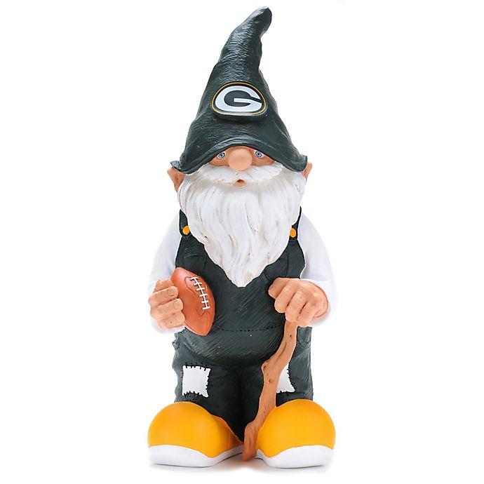 Alternate image 1 for NFL Green Bay Packers Garden Gnome