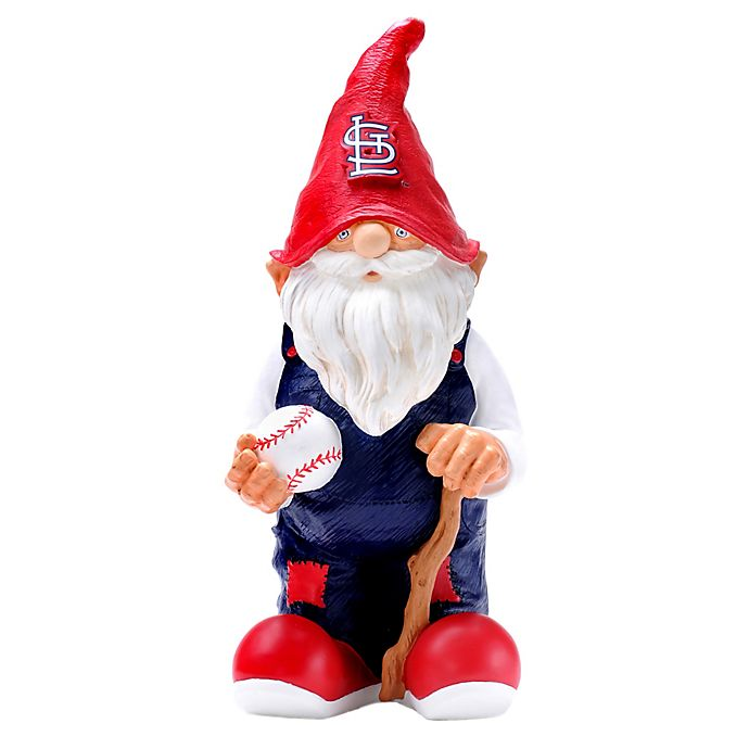 Alternate image 1 for MLB St. Louis Cardinals Garden Gnome